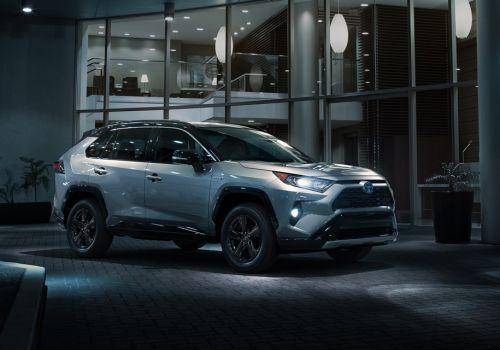 Каким будет новое поколение Toyota RAV4. Фото