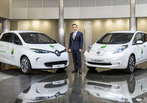 Renault и Nissan станут единым автопроизводителем - Renault