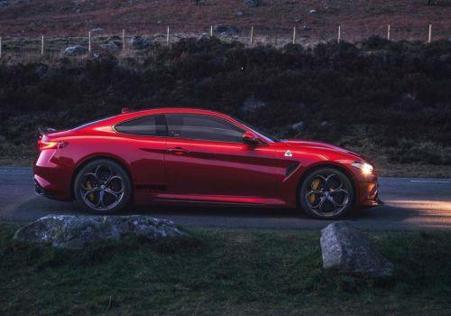 Alfa Romeo разрабатывает 2-дверное купе Giulia
