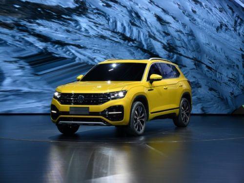 Volkswagen выводит на китайский рынок еще один нишевый кроссовер - Volkswagen