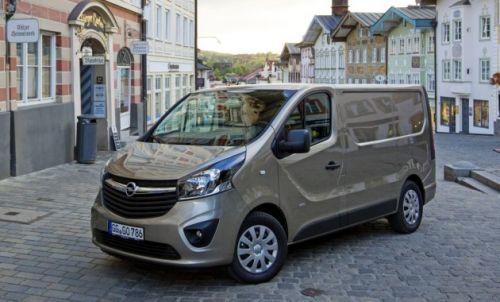 Новое поколение Opel Vivaro перейдет на платформу PSA - Peugeot