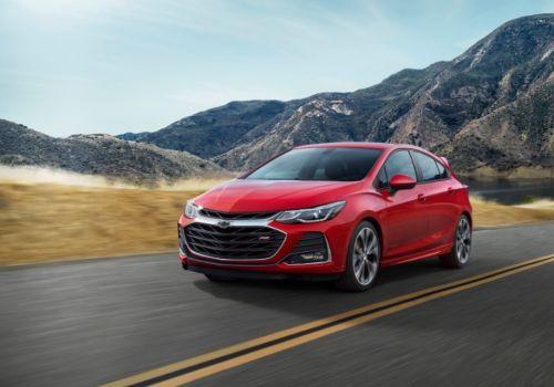 Chevrolet представил обновленный Cruze - Chevrolet