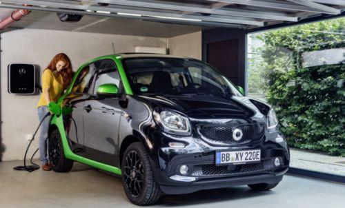 Smart перейдет на выпуск только электромобилей - smart