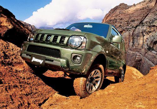 Suzuki завершила выпуск культового внедорожника - Suzuki