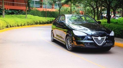 Даже в Африке будут массово выпускать электромобили - электромоб