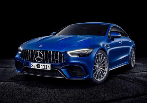 В линейке Mercedes-AMG появится еще одна модель - Mercedes-AMG