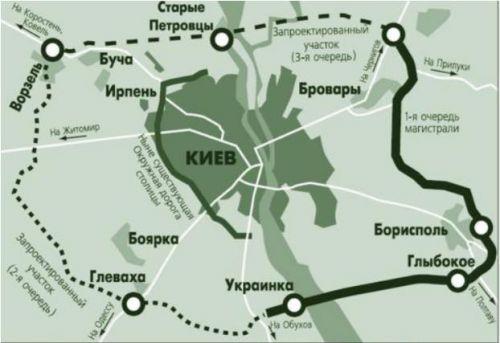 Украинские города должны разрабатывать схемы транспорта на 30-40 лет вперед