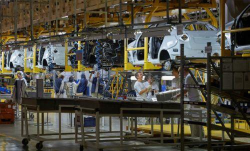 В России автопроизводство выросло на 20%