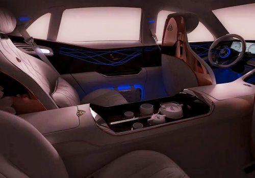 В комплектации нового Mercedes-Maybach будет даже чайник