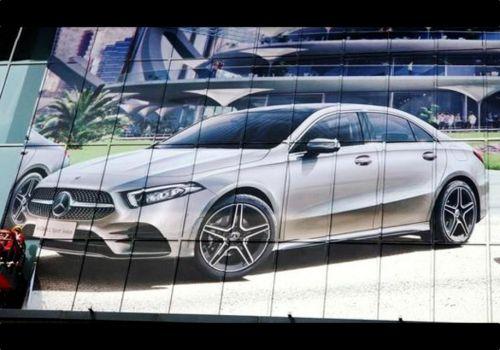 Каким будет седан Mercedes-Benz A-Class нового поколения