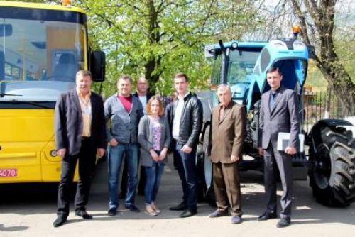 «Богдан Моторс» участвует в подготовке автомобилестроителей - Богдан