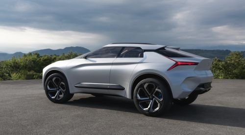 Mitsubishi Lancer может стать кроссовером - Mitsubishi
