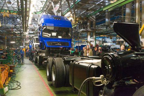 МАЗ расширяет сотрудничество с производителем трансмиссий Allison