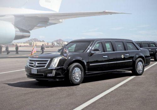 Трамп и Путин получили новые президентские лимузины