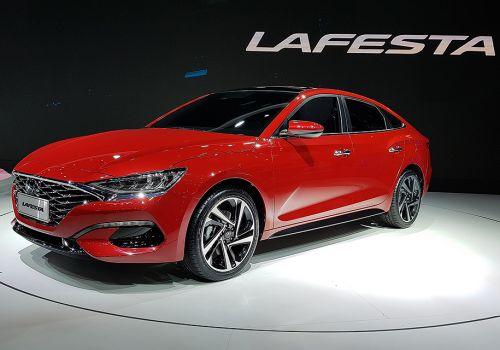 Hyundai показал первую модель в новом стиле