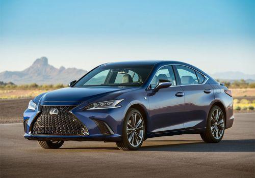 Lexus представил ES нового поколения