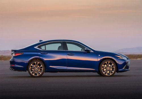 Lexus представил ES нового поколения - Lexus