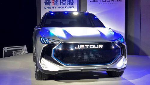 В автомобилях скоро появится скоростная связь 5G - Chery
