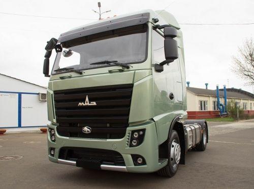 МАЗ начал серийное производство грузовиков Евро-6