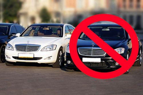 В Туркменистане запретили все цвета авто, кроме белого