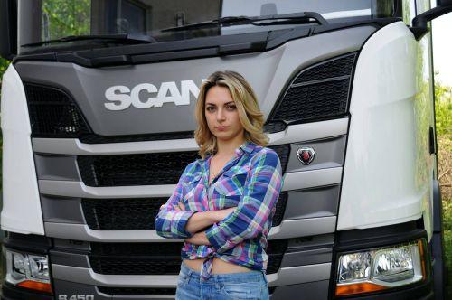 В Украину поставлена одна из первых Scania Next Generation