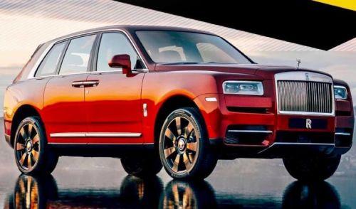 Каким будет самый самый роскошный внедорожник в мире - Rolls-Royce