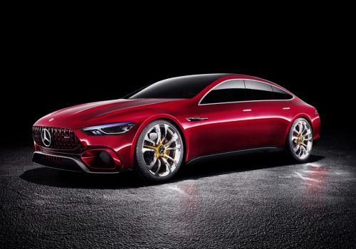У Mercedes-AMG появится 805-сильный автомобиль