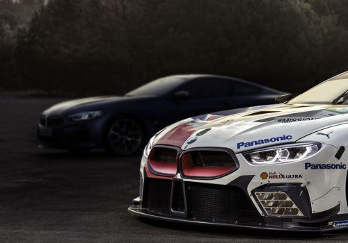BMW интригует купе 8 серии