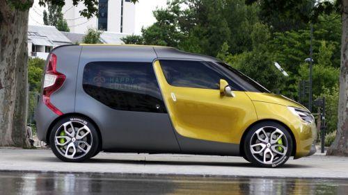 Новое поколение Renault Kangoo может появиться уже в следующем году - Renault