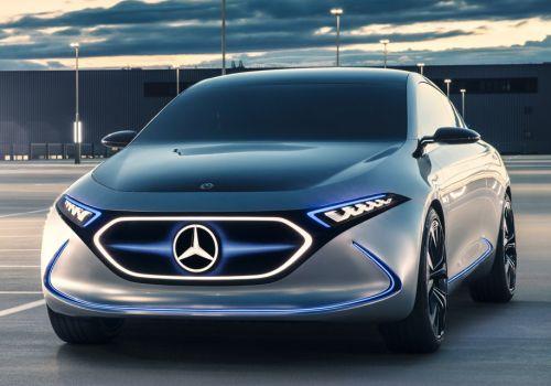 Mercedes-Benz инвестирует 500 млн. евро в производственные мощности для выпуска электромобилей