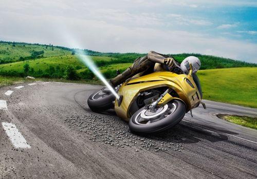 Мотоциклы удержат от падения с помощью новой технологии