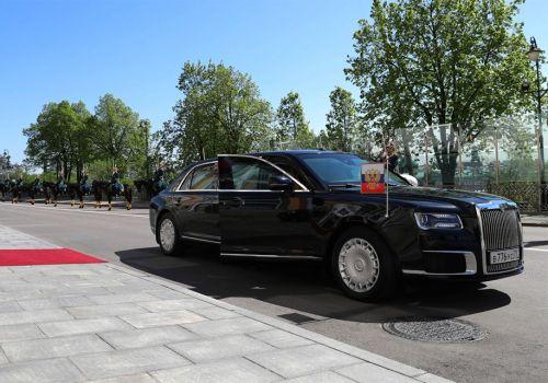 Продажей лимузинов Aurus займется бывший менеджер Daimler