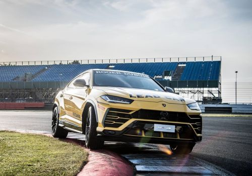Lamborghini показала «гоночный» Urus - Lamborghini