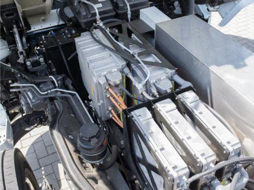 DAF представит электрогрузовик уже в этом году - DAF