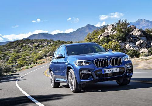 BMW X3 и X4 получили новые двигатели - BMW