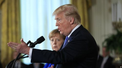 США намерены ввести высокие пошлины на немецкие люксовые авто - пошлин