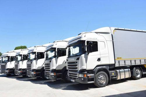 """Компания """"Агромат"""" закупила очередную партию Scania - Scania"""