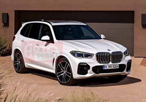 Каким будет новый BMW X5. Первые фото