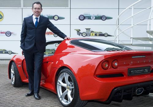 Британский Lotus возглавит топ-менеджер Geely - Lotus