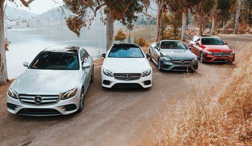 Mercedes-Benz запустил собственный сервис аренды любого авто - Mercedes-Benz