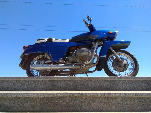 Появилось видео самого первого киевского мотоцикла с именем Днепр - Киевский мотозавод