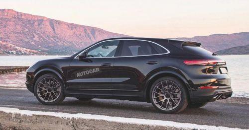Porsche представит кроссовер-купе в конце 2019 года - Porsche