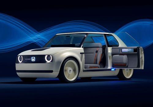 Honda Urban EV получила премию Car Design Award 2018