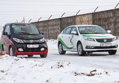 В Беларуси откроется уже второе производство автомобилей - Zotye