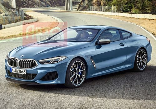BMW рассекретила купе 8 серии