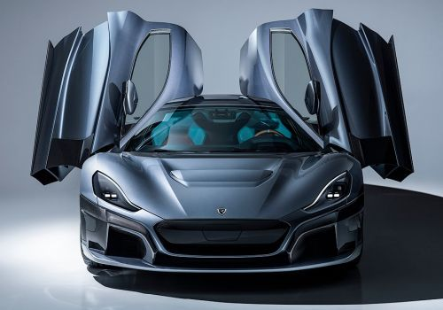 Porsche стала совладельцем хорватского производителя гиперкаров Rimac