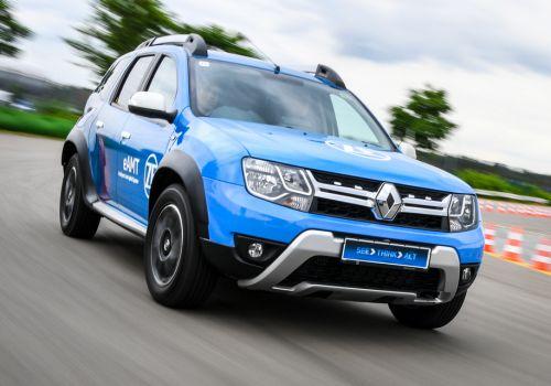 У Renault Duster может появиться гибридная версия
