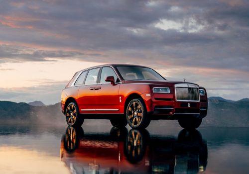 Rolls-Royce не планирует уменьшать Cullinan