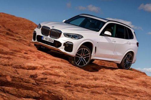 Все подробности о новом поколении BMW X5