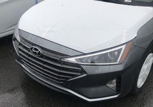 Каким будет дизайн обновленной Hyundai Elantra